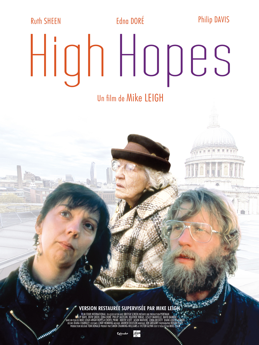 affiche high-hopes web